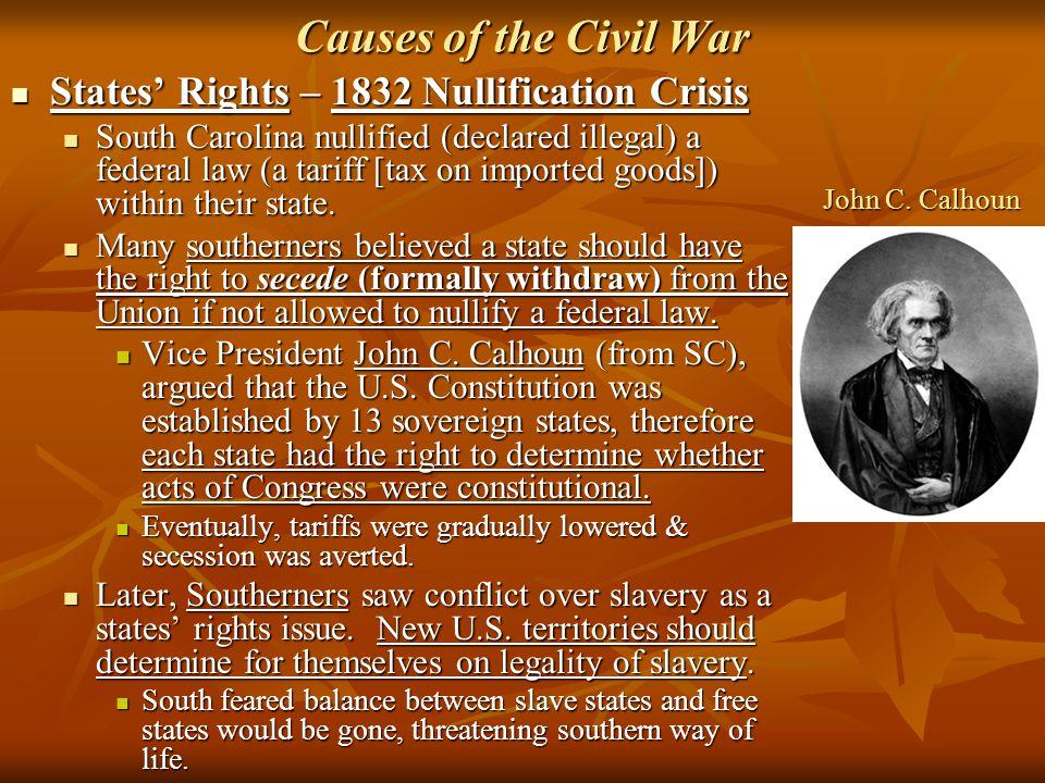The Civil War & Reconstruction 1860 – 1877 Part 1 - ppt ...