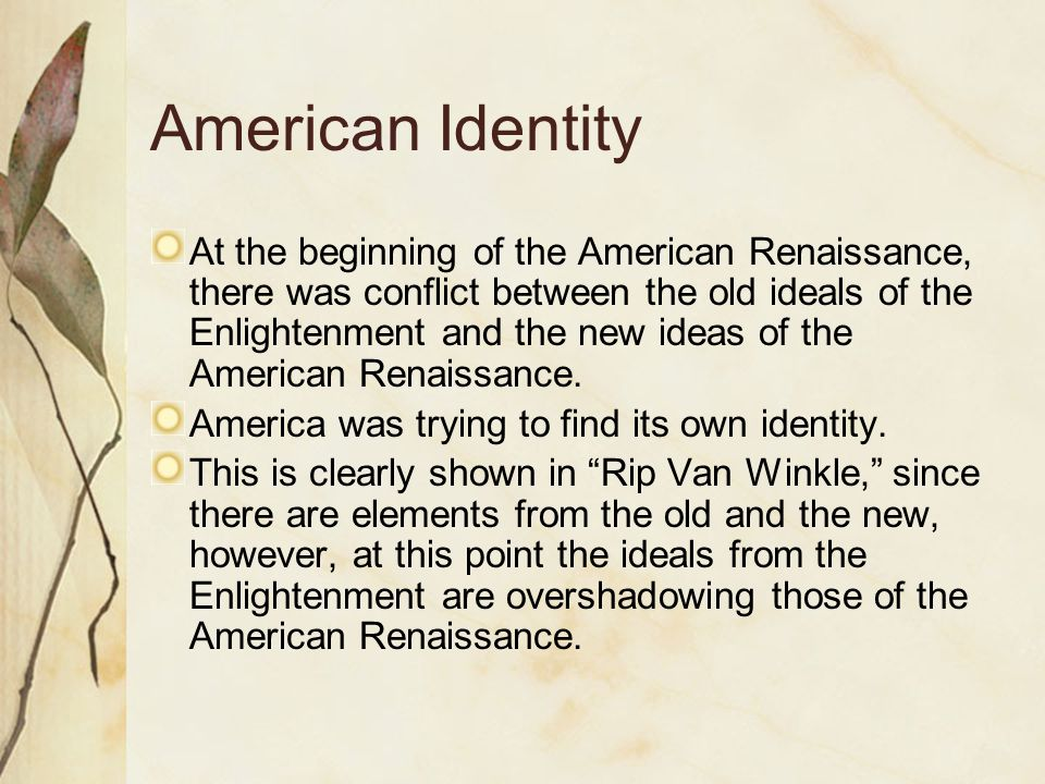 elements of fiction for rip van winkle Home rip van winkle and  elements are what help to isolate rip from society, thus creating the sort of iconic loner character so often found in romantic fiction .
