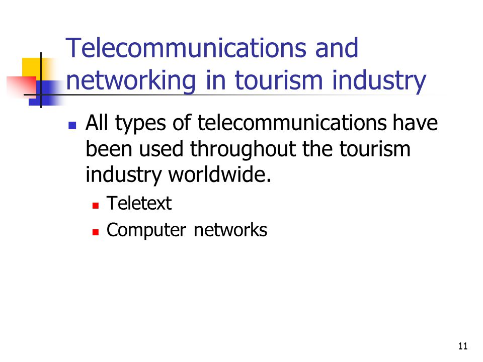 uses of computer in telecommunication Telecommunications telecommunication refers to transmitting data over a long distance for personal computers, this usually entails connecting to other.