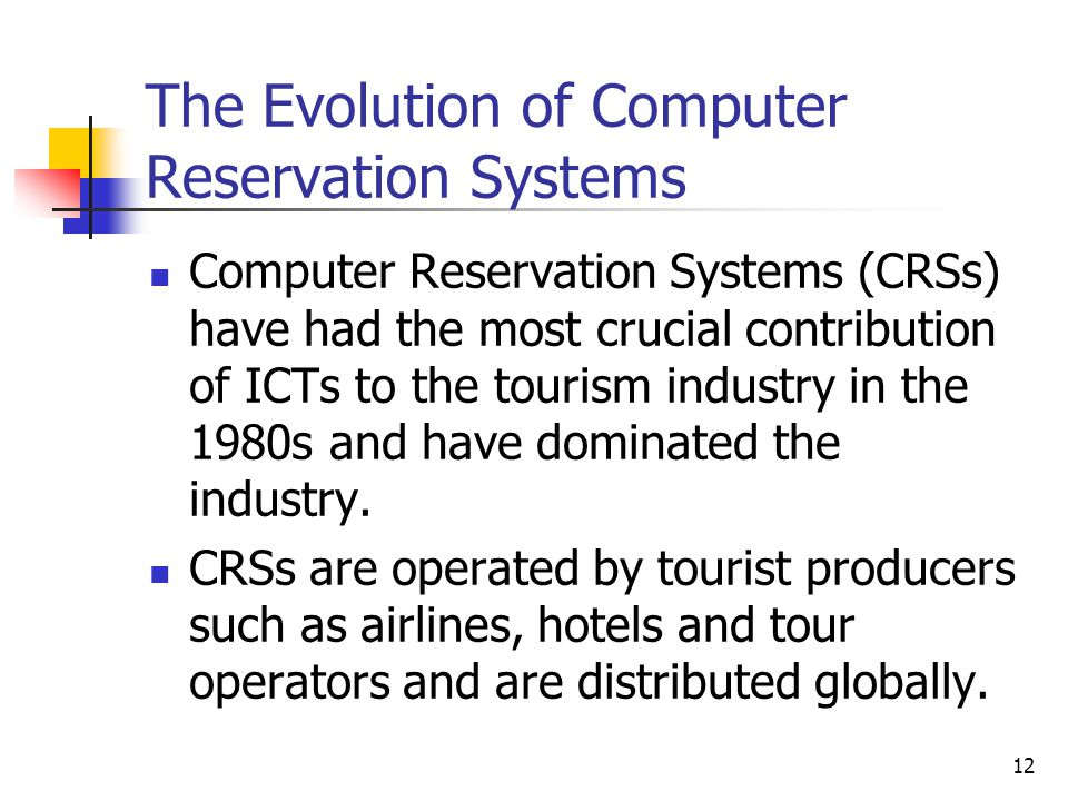 the evolution of the computer operating systems and the computer industry What are the market forces operating on the evolution of operating systems: while in large computer systems the trend has been to develop interactive.