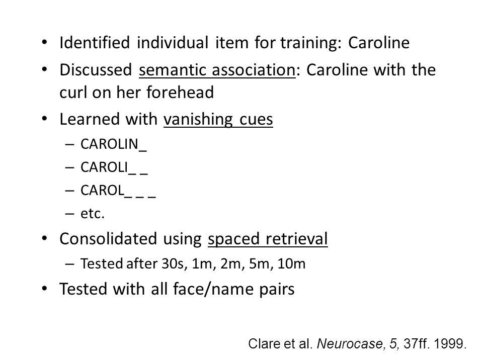 Generalized seizure case study