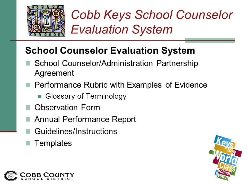 School Counselors Evaluation System Orientation Sy Ppt Download