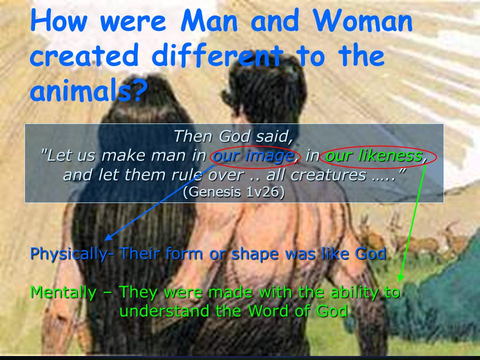men and women were created equ Are men and women equal  that is not to say we are not equal we were all created with different ability's and therefore need each other just as we have day.