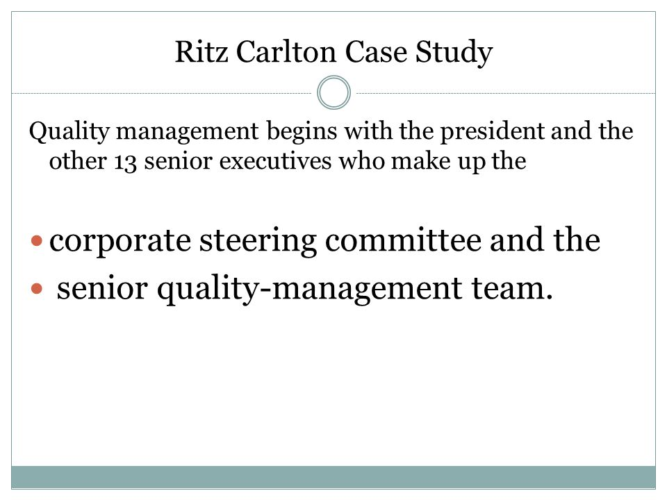 ritz carlton essay Read this essay on ritz carlton come browse our large digital warehouse of  free sample essays get the knowledge you need in order to pass your classes.
