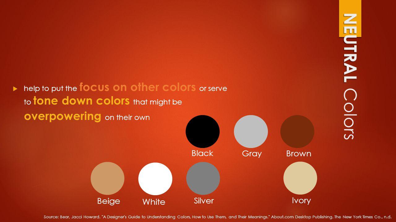 Colors on Emotions Presents\u2026. - ppt video online download