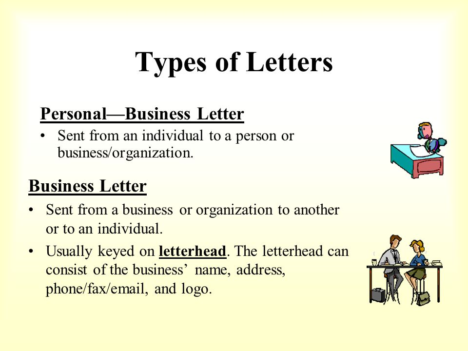 How to format a business letter ppt download types of letters personalbusiness letter business letter spiritdancerdesigns Image collections