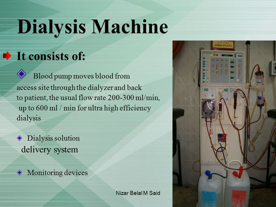 Hemodialysis Dialyzer Ppt Video Online Download