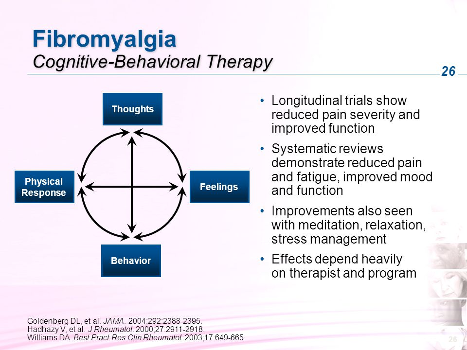 cognitive behavioral therapy cbt and management of The cognitive behavioral therapy is used in the treatment of various disorders related to mood, personality, anxiety, substance abuse, etc the 'aaron beck cognitive behavior therapy' is one such therapeutic approach that deals with most of the problems listed above.