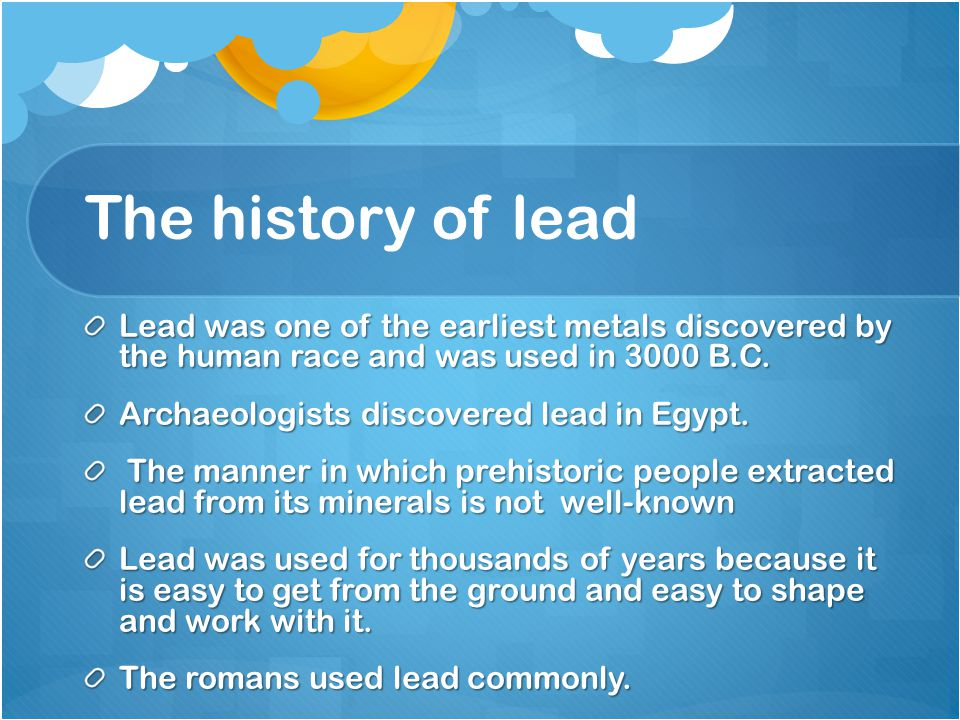Everything I Know About Lead Ppt Video Online Download