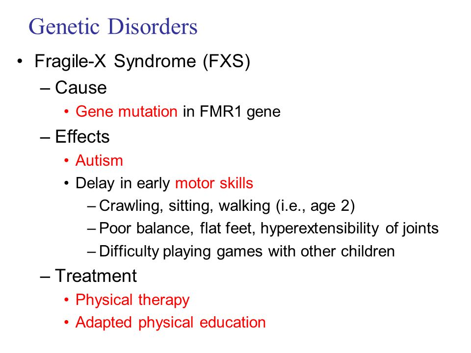 An Introduction to Possible Biomedical Causes and Treatments for Autism Spectrum Disorders