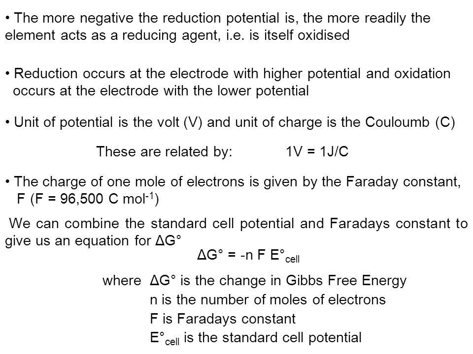 JF Basic Chemistry Tutorial : Electrochemistry - ppt download