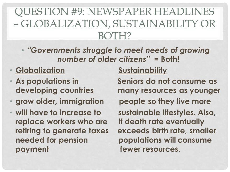 question globalization and host country Multiple choice questions  job opportunities in host country c)  question 10 globalization can create problems for business because: a) .