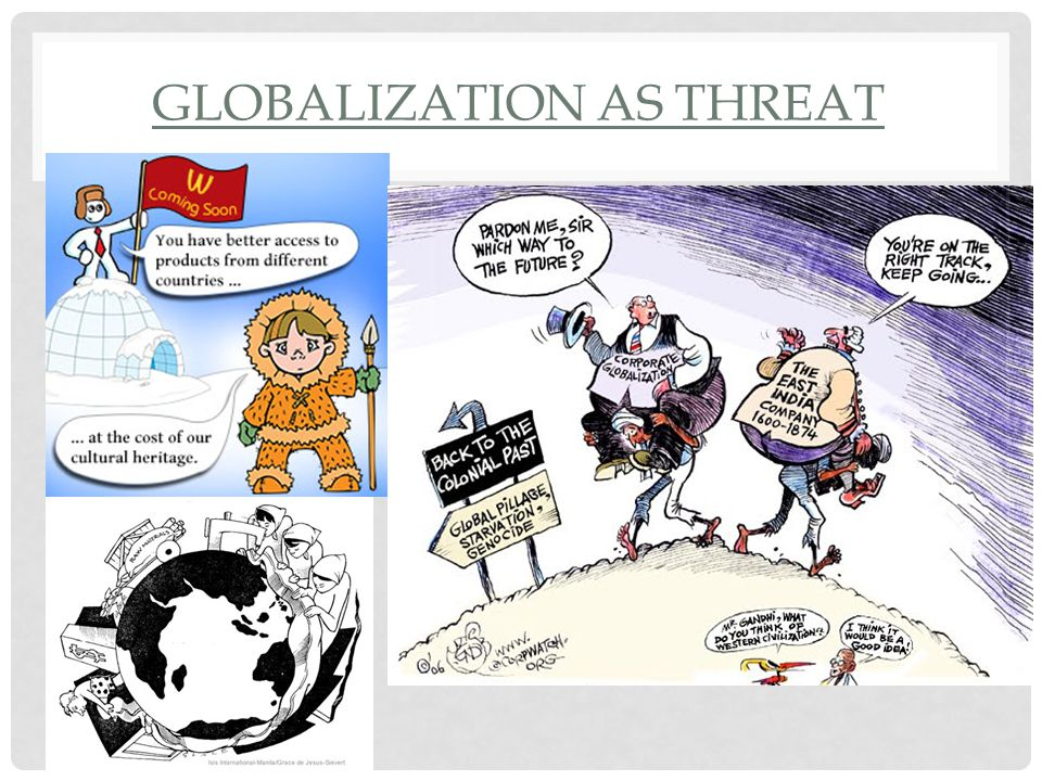 globalization and world Globalization is not a new concept in the world it may be farther along and advancing at a faster rate than ever before, but globalization has been around for hundreds and, arguably, thousands of years the silk road spanned one-sixth the diameter of the planet – literally connecting the west and.