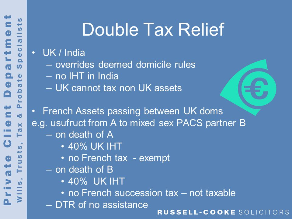 double taxation relief essay However, the international tax rules are contained in tax treaties the main  importance of a tax treaty is that it helps to restraint double taxation.