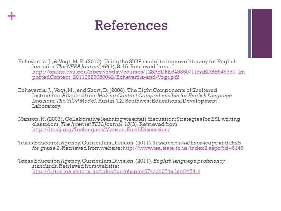 english language proficiency standards texas pdf
