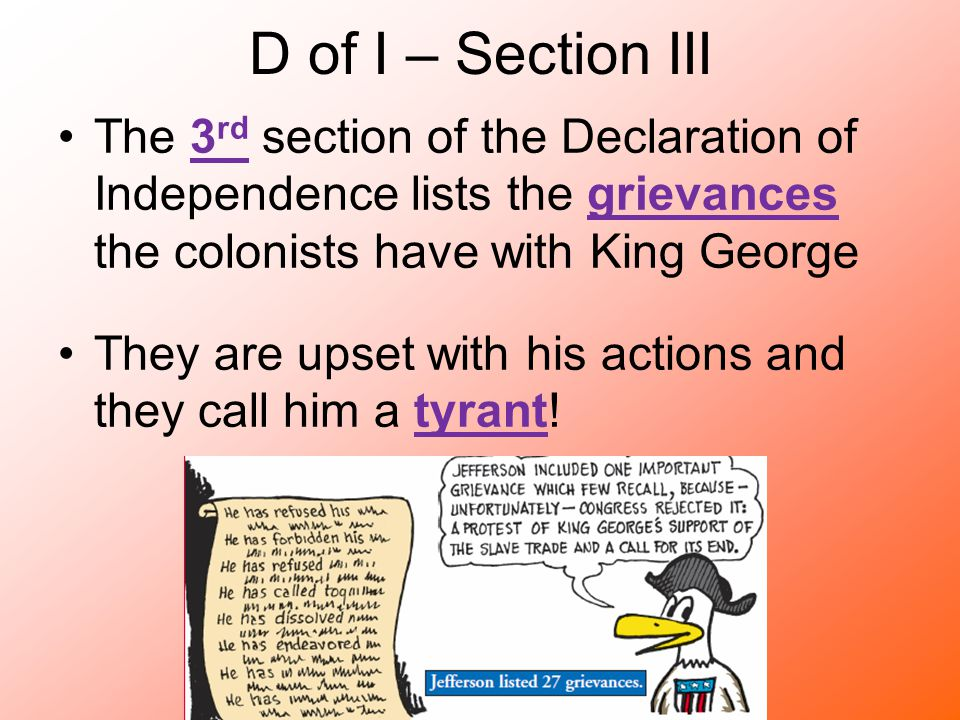 why does jefferson consider king george a tyrant Why is king george iii considered a tyrant why is king george the 13th considered a tyrant why was king george.