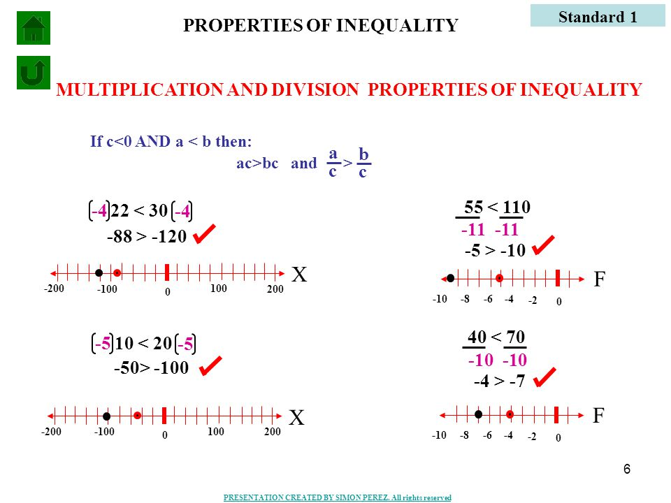SOLUTION OF INEQUALITIES INCLUDING ABSOLUTE VALUE ...