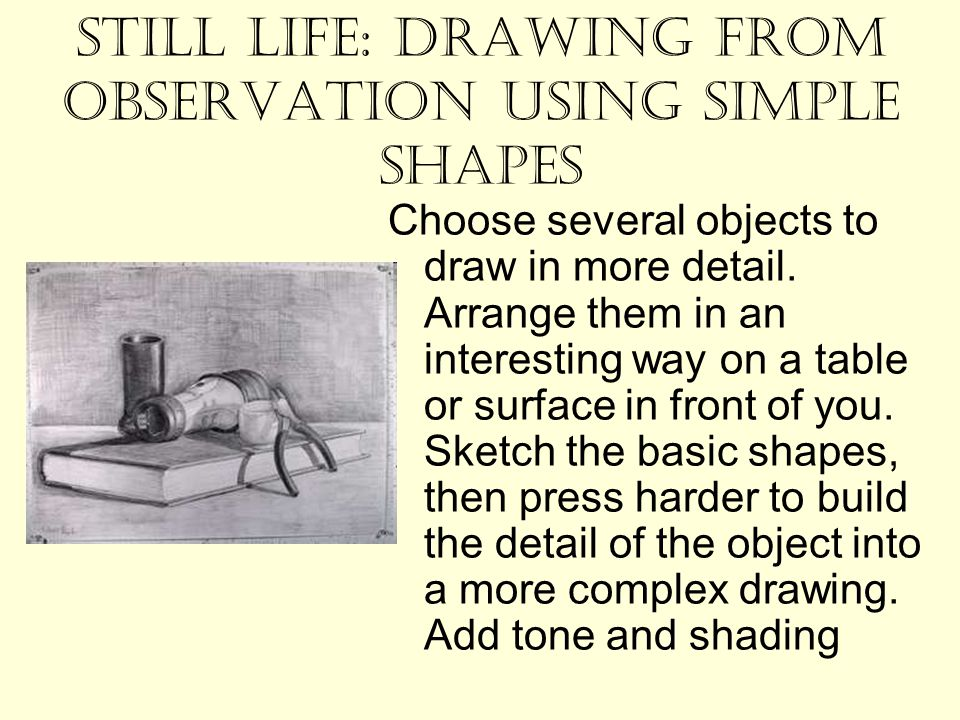 how to add more detail to drawings