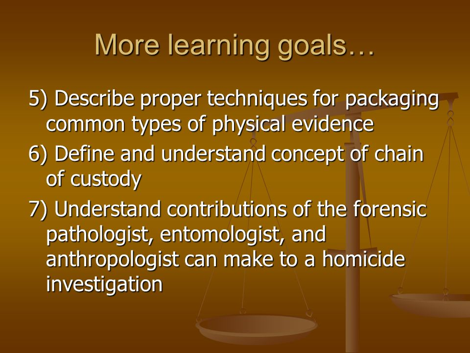 A Definition Of Forensics