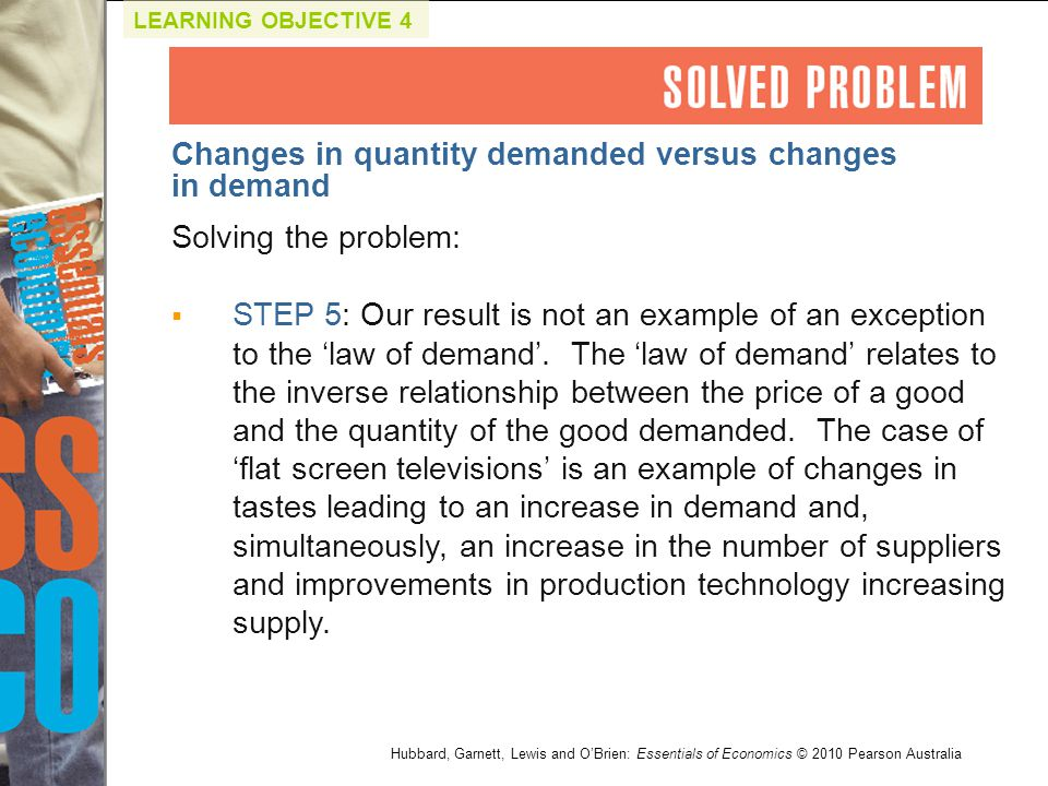 exception law of demand