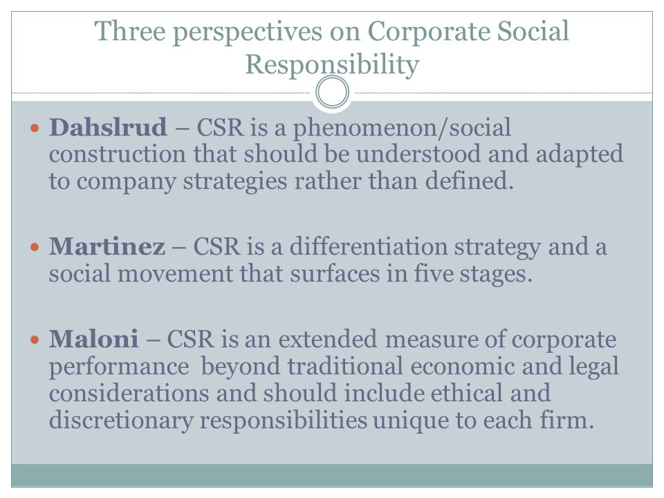 define friedman and freeman perspectives on corporate social responsibility The purpose of this study is to evaluate the arguments concerning corporate social responsibility (csr) the two sides of the debate are stakeholder theory and shareholder.