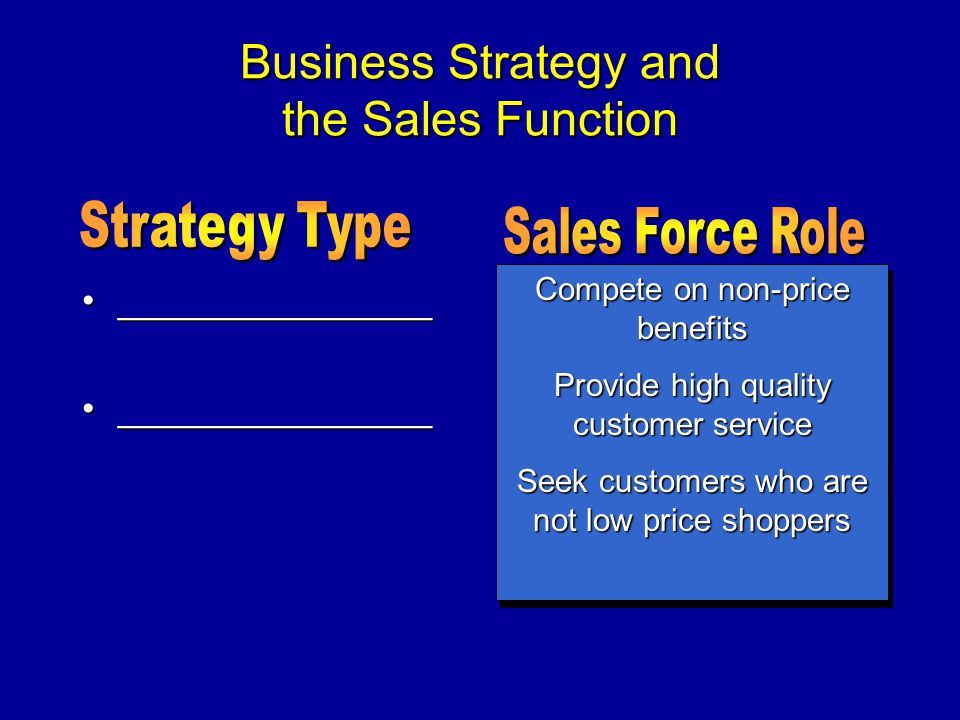 how non sales business functions affect the sales functions What are the main functions of business most significant function of the business and promoting the future sales marketing functions involve four.
