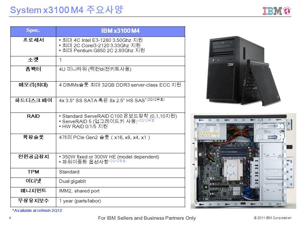 ibm x3650 m3 specs pdf