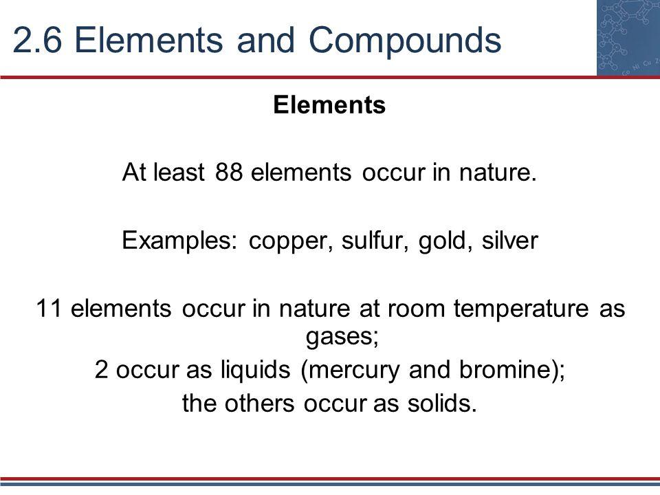 What Elements Occur As Solids Liquids Gases At Room Temperature