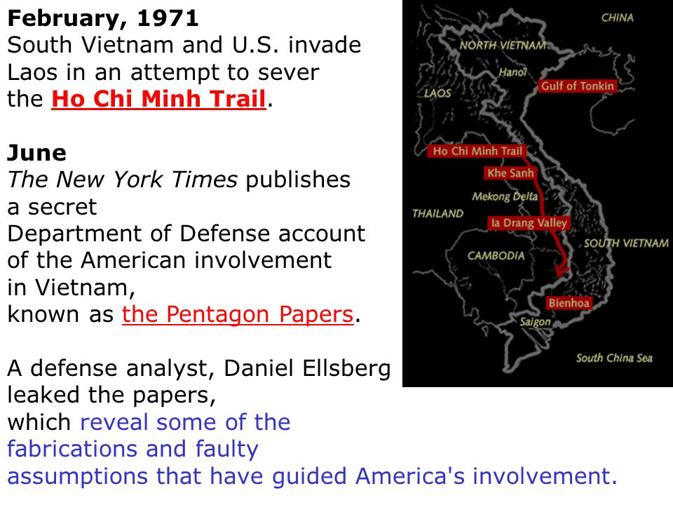 roots of american involvement in vietnam essay The struggle between french colonial forces and native vietnamese citizens supported by chinese communists was one of the root causes of the vietnam war united.