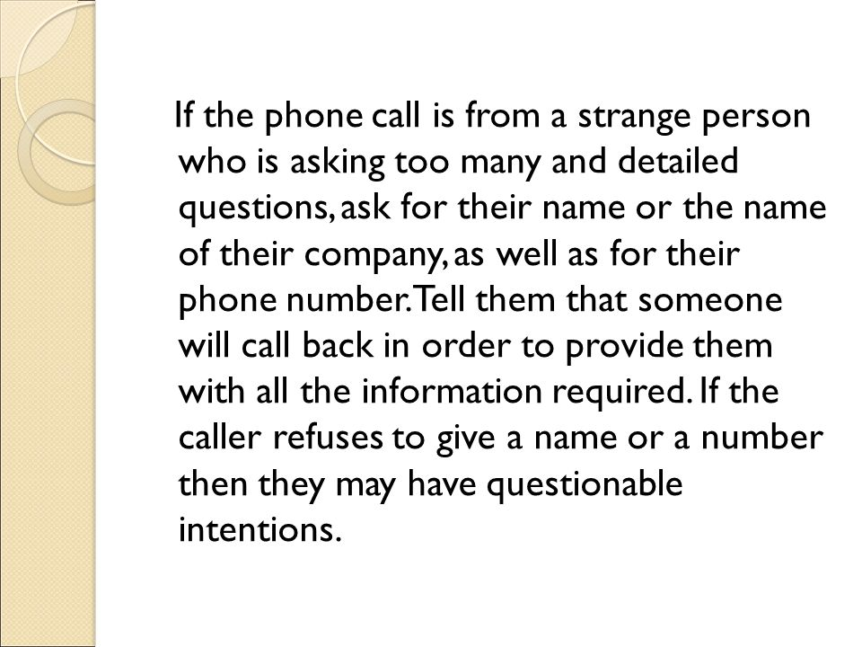 how to call someone from another phone number