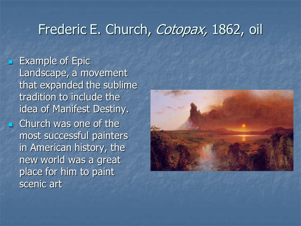 the manifest destiny movement What motivated the united states to expand is borders westward new  intellectual, religious, and social movements that sought to spread its.