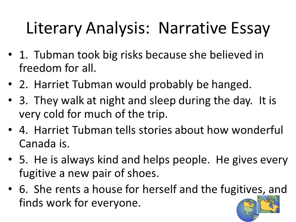 narrative essay for sale