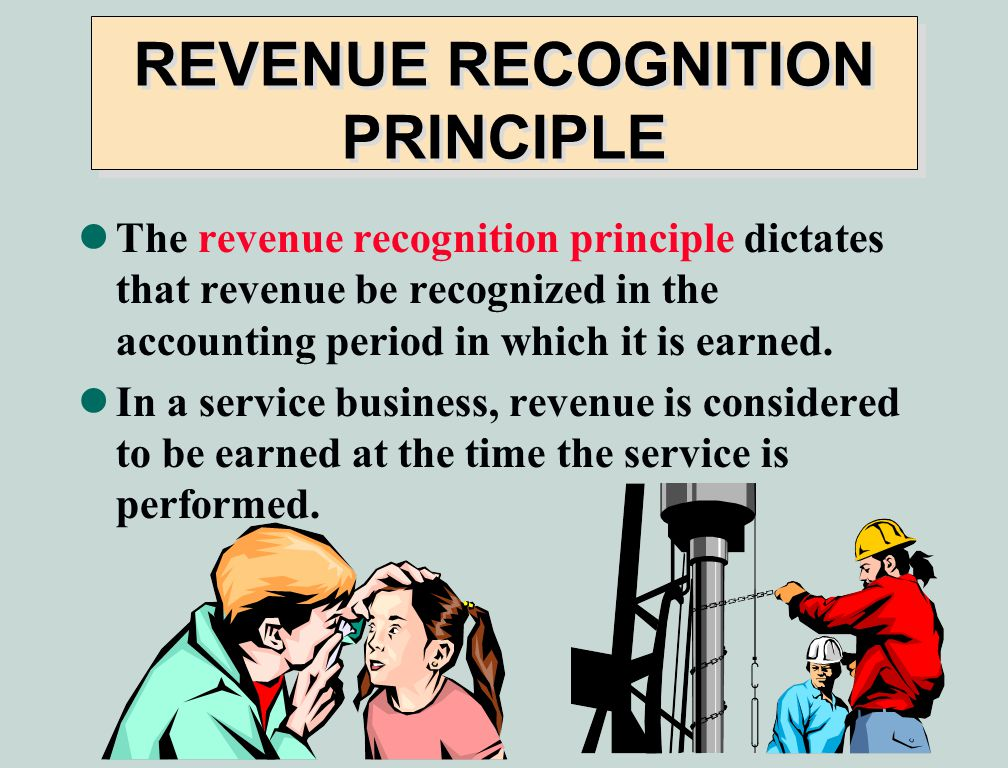 revenue recognition theories of accounting Leadership theories and models the allocation of expenses between capital and revenue basic principles of accounting revenue recognition.