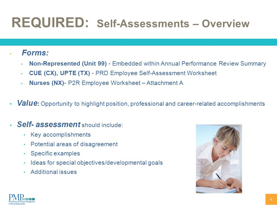 Eh&S: Performance And Career Management Process - Ppt Download
