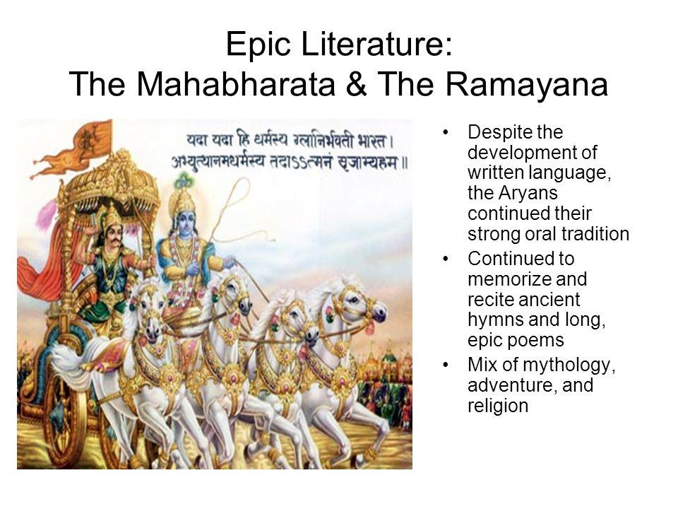 the ramayana and the mahabharat essay