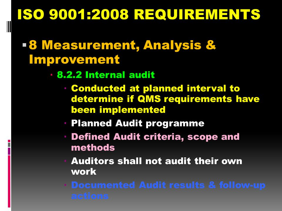 4 Quality Management System Qms Ppt Video Online Download
