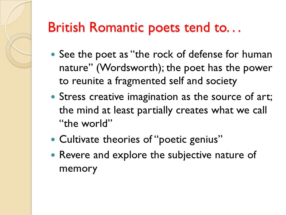 an analysis of the poem on the creative powers of the poetic mind by samuel taylor coleridge 'kubla khan' is a great poem in the introduction of the lyrical ballads (1798) , wordsworth and coleridge professed their points of view regarding the nature of lyric poetry and their own practical principle to be employed in their poems.