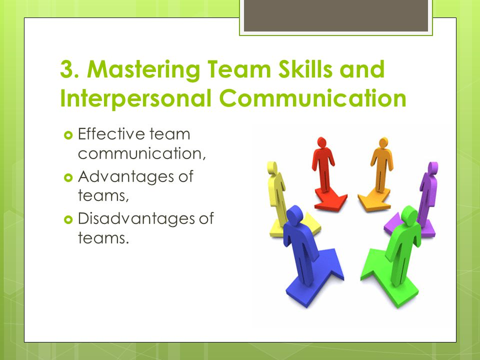 limitations of interpersonal communication research Organization likely use interpersonal communication every day to  methodology  in present study researchers used the narrative literature review methods for   decisions and preparesthem for the advantages and disadvantages of change.