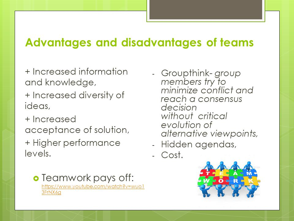 What Are the Main Advantages and Disadvantages of Discussion Groups?