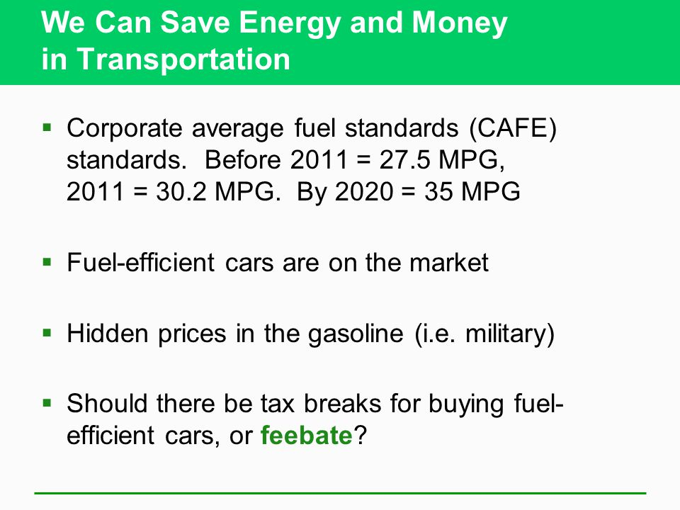 Should the federal tax on gasoline