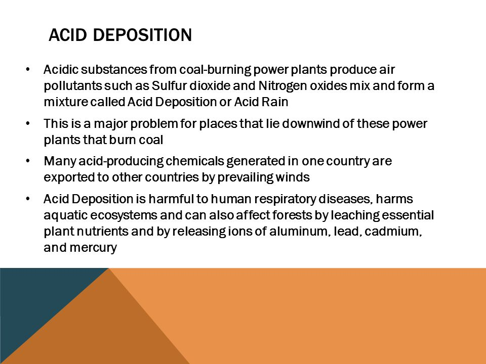Air pollution, climate change, and ozone depletion - ppt download