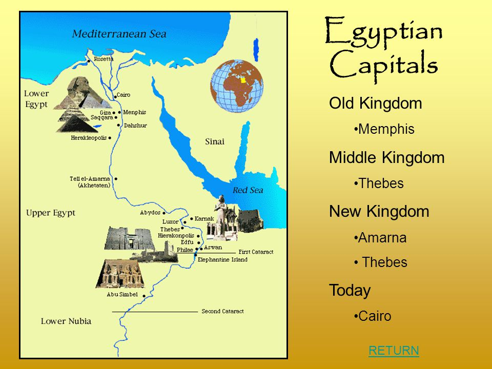 Ancient Egypt The Gift Of The Nile Ppt Video Online Download - Map of egypt old kingdom