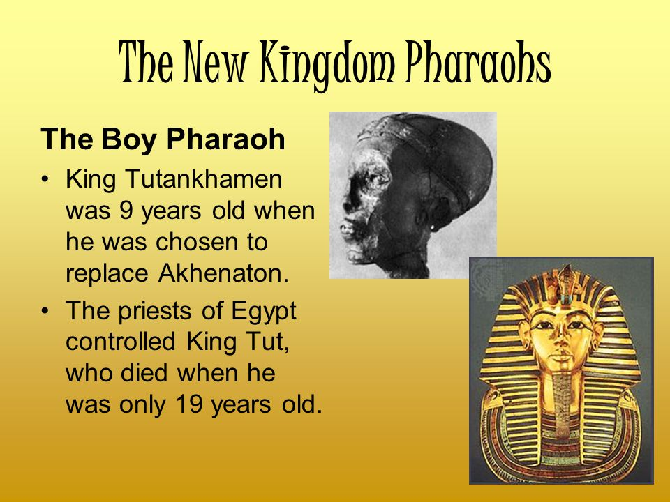 the reign of pharaoh akhenaton and the changes he made in religion Akhenaten, also known as amenhotep iv, was king of egypt during the eighteenth dynasty and reigned from 1375 to 1358 bc e called the religious revolutionary, he is the earliest known creator of a new religion.