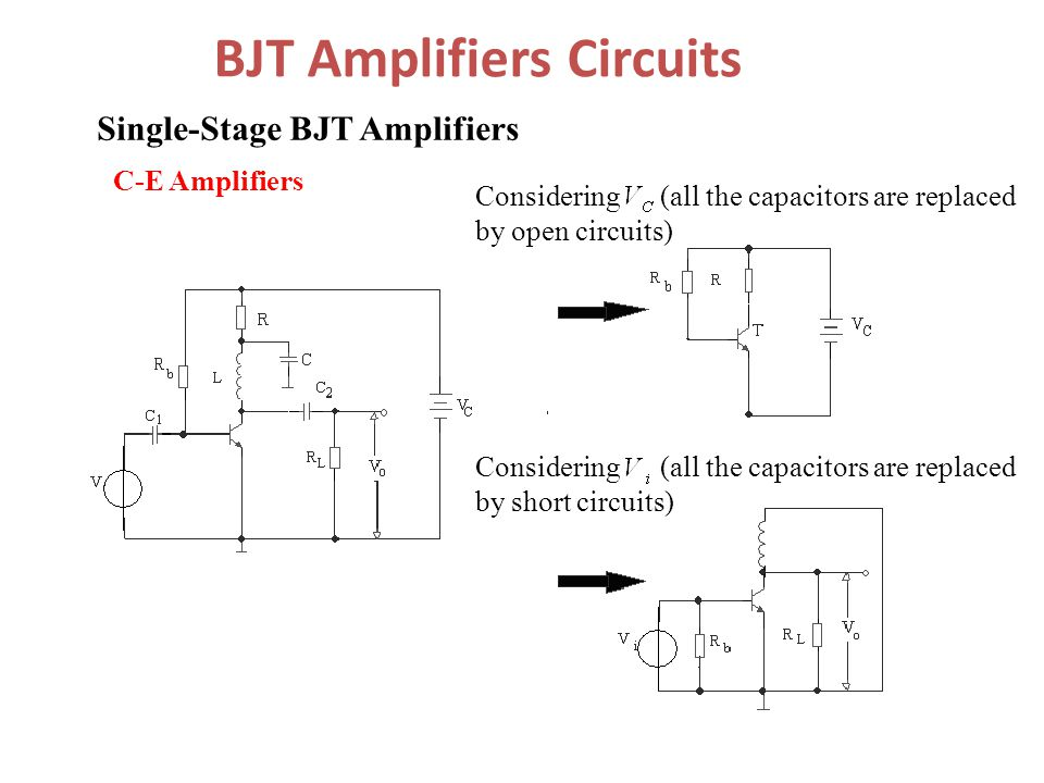 an analysis of the introduction of the bipolar junction transistorbjt It is a semiconductor device and it comes in two general types: the bipolar junction transistor (bjt) and the field effect transistor (fet) here we will describe.