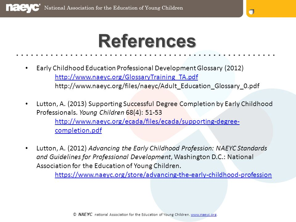 What do we mean when we talk about pd ppt video online download references early childhood education professional development glossary 2012 http malvernweather Image collections