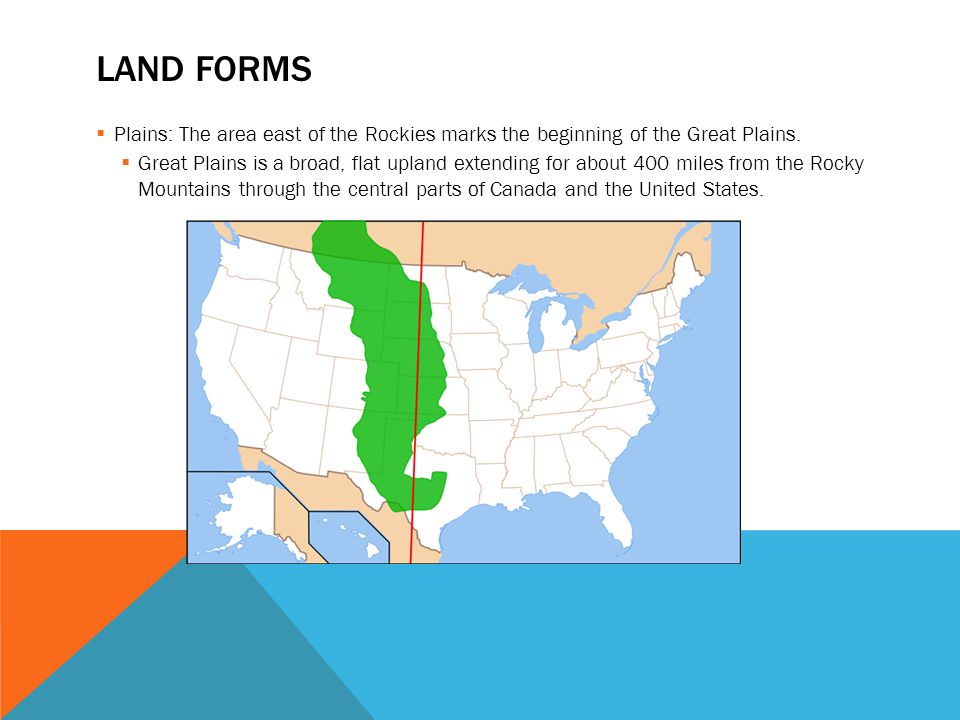 The Physical Geography of the US and Canada ppt video online