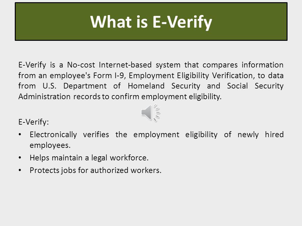 Form I9 Employment Eligibility Verification Inducedfo