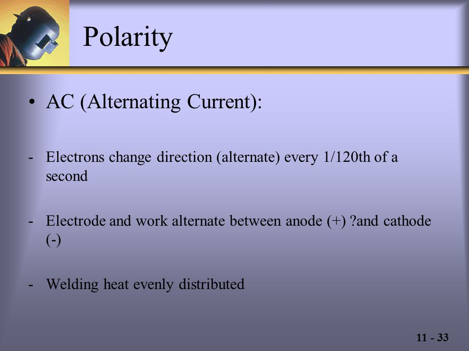 how to change neg to pos polarity