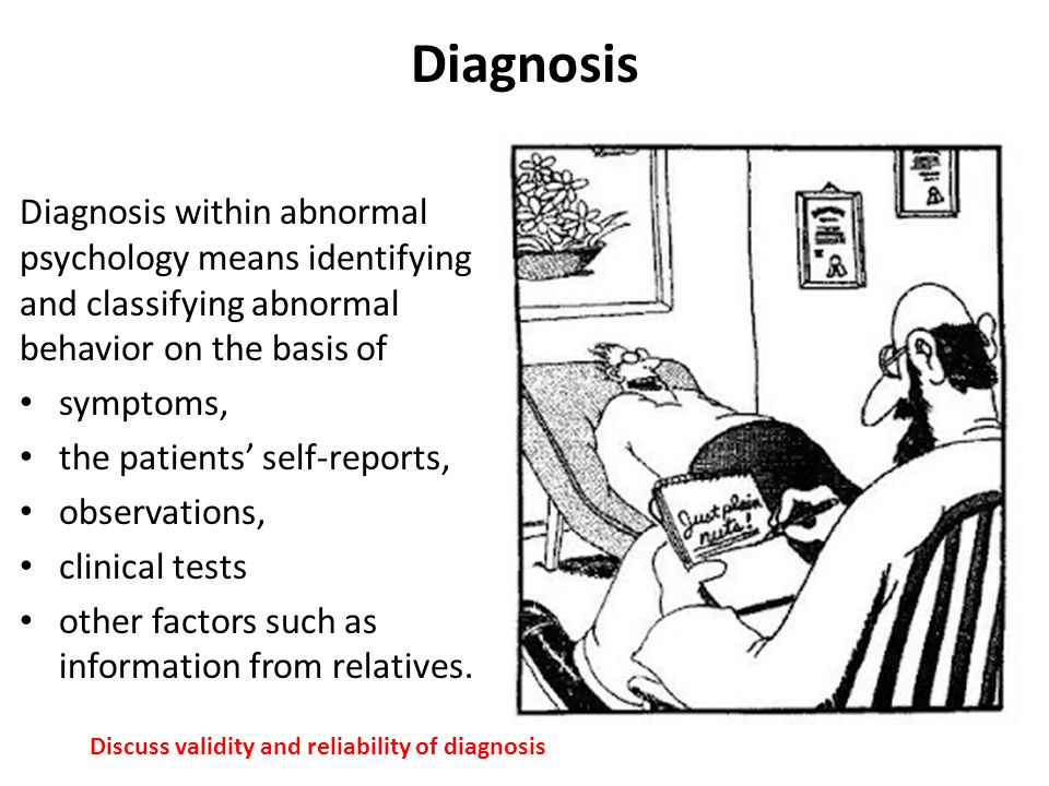 factors for abnormal behavior To identify the causes of abnormal behavior, consider interaction of all different dimensions: genetic, nervous system, behavioral process, emotionel influence, social and interpersonal influences, developmental factors.
