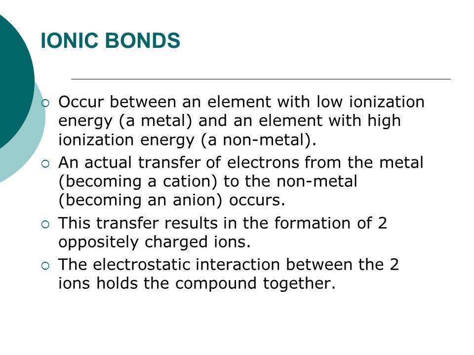 Types of bonds Metallic Solids Ionic Solids Molecular Solids - ppt ...